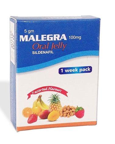 Malegra Oral Jelly. Желейная Виагра