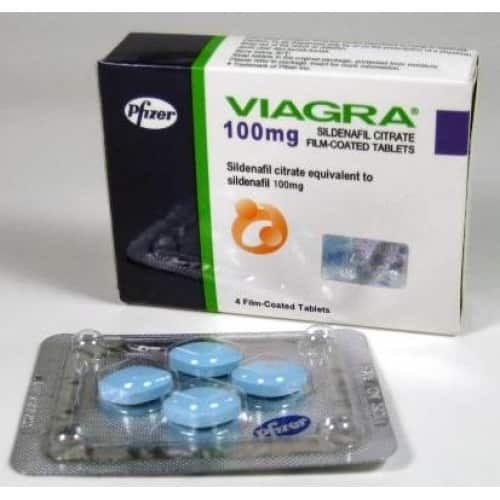 Виагра Оригинал Pfizer 100 мг