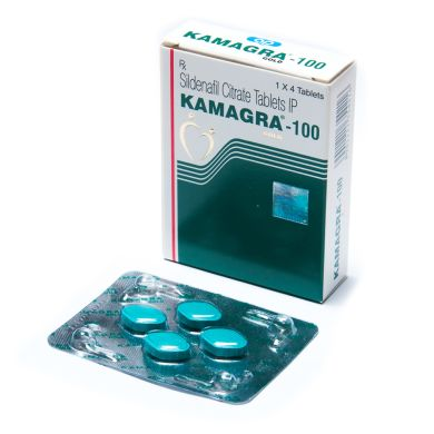 Виагра Камагра (Kamagra) 100 мг